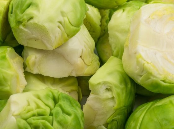 we have packaging for Brussel Sprouts